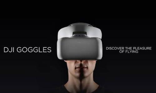 Снижение цен на очки DJI Goggles!