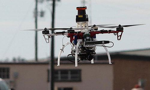 Правительство Финляндии разрешит полицейским сбивать дроны