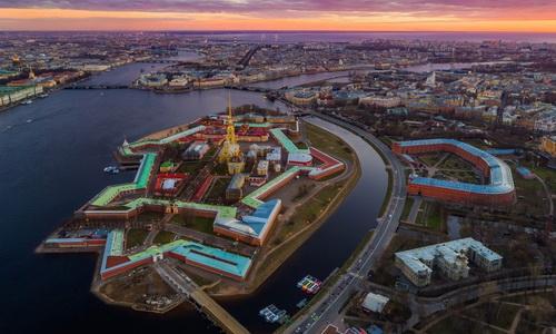 Порядок получения разрешения на полеты БПЛА над Санкт-Петербургом