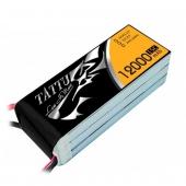 Аккумулятор Gens ACE TATTU Li-pol 22.2V 12000mAh 15C 6S1P - XT150+AS150