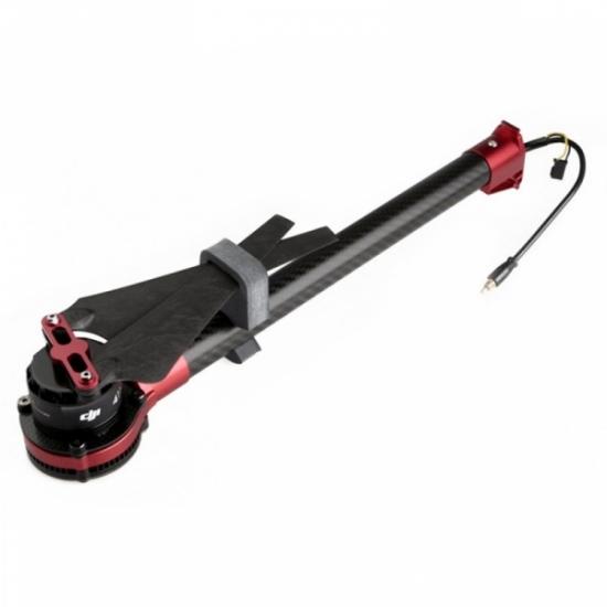 Луч в сборе прямого вращения (красный LED) для S1000