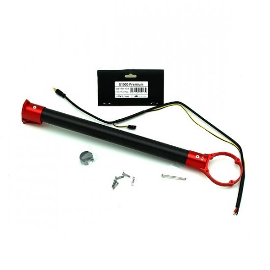 Луч прямого вращения (красный) для S1000+ Premium (Part 40)