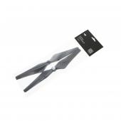 Набор пропеллеров 9450, черные (пласт.хаб) для Phantom 3