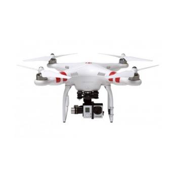 Квадрокоптер DJI Phantom 2 v2.0 с подвесом DJI Zenmuse Gimbal H4-3D