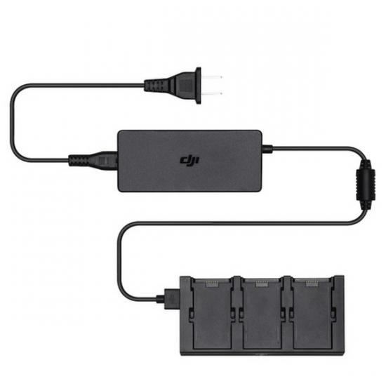 Зарядный хаб для аккумуляторов Spark (Part 5)