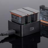 Зарядный комплект для DJI Osmo Action (Part 6)