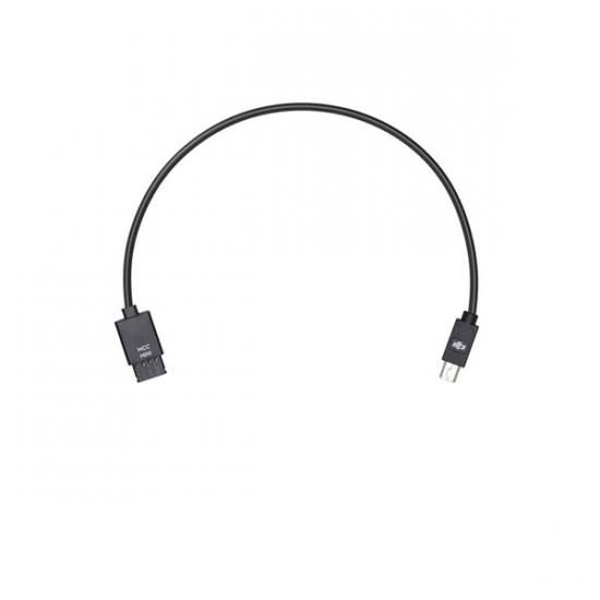 Кабель mini-USB управления камерами для Ronin-S (Part 12)