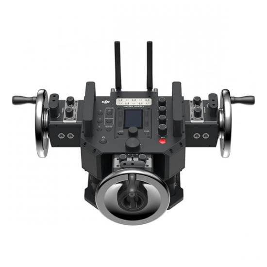 Система управления камерой DJI Master Wheels (3-х осевая)
