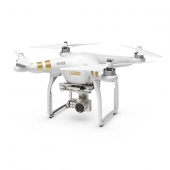 Квадрокоптер DJI Phantom 3 Professional + доп. батарея + рюкзак DJI Hardshell Bacpack