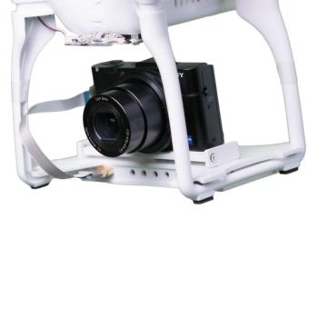 REV4 монтажный набор Sony RX100/GM1 для DJI Phantom 2
