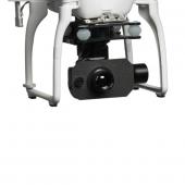 Тепловизионный подвес + комплект установки на Phantom 2 Vision+