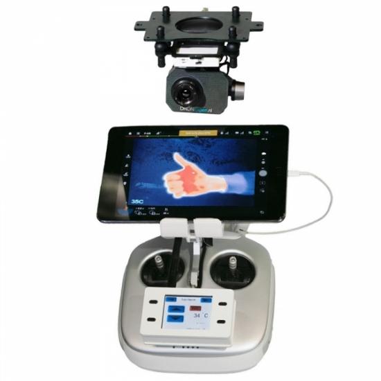 Комплект T06 расширенный: тепловизионный подвес и камера FLIR VUE для DJI Inspire 1