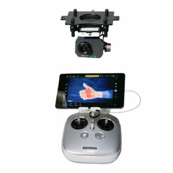 Комплект T09 базовый: тепловизионный подвес и камера FLIR VUE для DJI Matrice 100