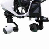 Комплект T11 профессиональный: тепловизионный подвес и камера FLIR TAU2 для DJI Matrice 100
