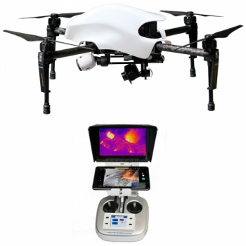 Комплект T12 профессиональный: DJI Matrice 100 и тепловизионная камера FLIR TAU2