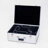 Кейс Pulsar алюминиевый (серебряный) для Phantom 3