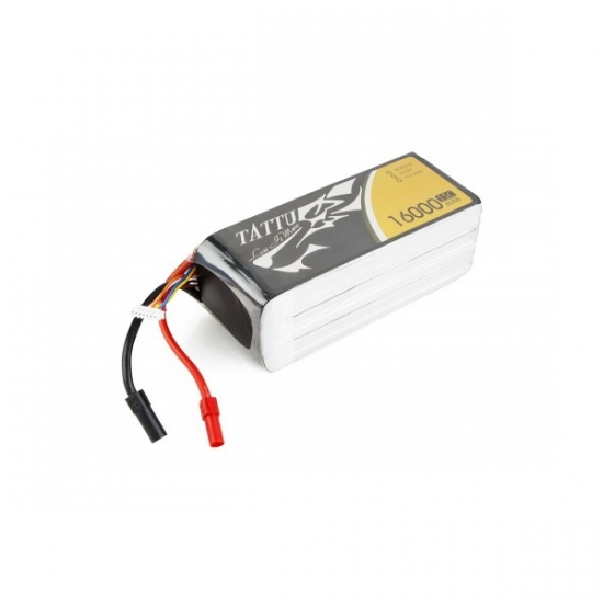 Аккумулятор Gens ACE TATTU 16000 мАч 6s1p 22.2 В