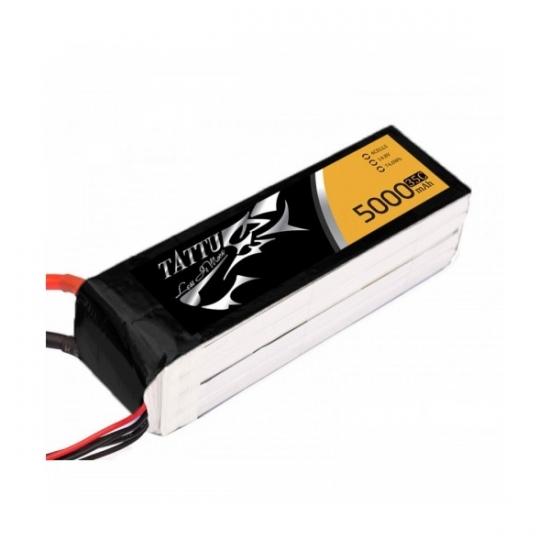 Аккумулятор Gens ACE TATTU LiPo 5000mAh 11.1V 35C 3S1P - XT60