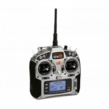 Пульт Spektrum DX8 AR8000 DSMX, 8 каналов (без приемника)