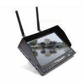 "Skymec-6 FPV Phantom 2 + H3-3D + трансмитер до 1км + 7"" LCD"