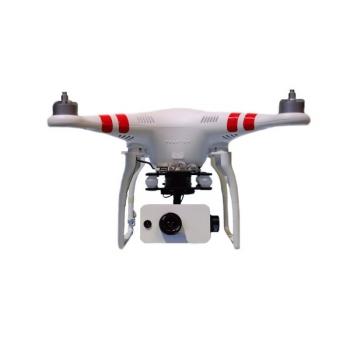 Подвес для TAU 2 3-axis gimbal with Quickrelease and acc + FLIR camera control print