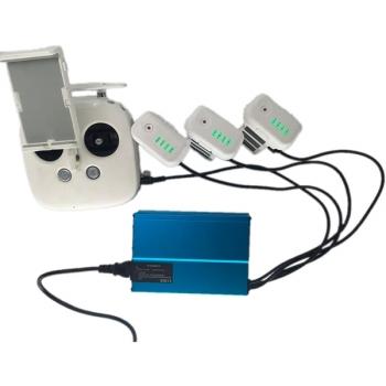 Зарядное устройство с хабом для Phantom 3