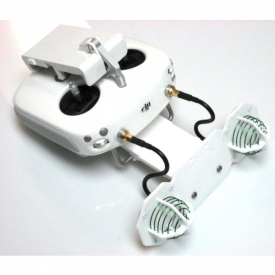 Антенна усиления сигнала FPVLR для Phantom 4/3 Adv/3 Pro / Inspire 1