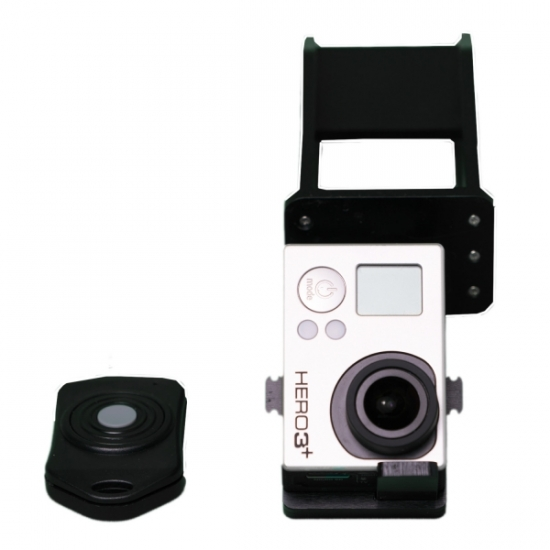 Подвес 360 GoPro Panorama head для DJI Inspire 1 including 16GB Micro SD Card