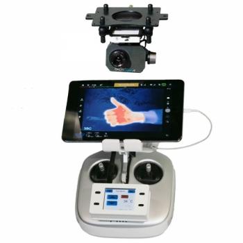Комплект T10 расширенный: тепловизионный подвес и камера FLIR VUE для DJI Matrice 100
